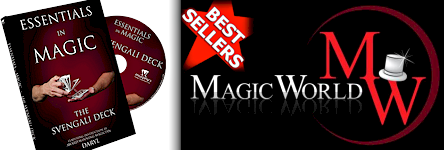 Magic World - Best Sellers and New Magic for Magicians
