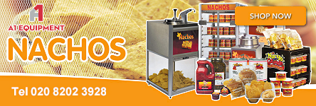 A1 Equipment - Nachos - A Favorite Snack Food
