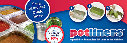 Potliners - Cuts Cleaning Time by 95%