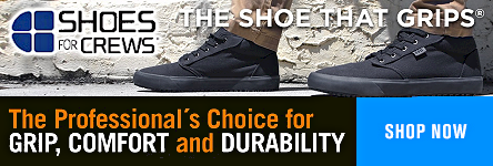 Shoes For Crews - The Shoe That Grips®