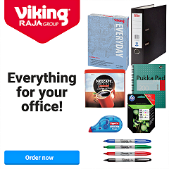 Link to the Viking Direct website