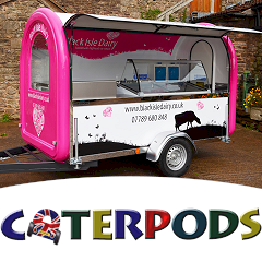 Link to the Caterpods website