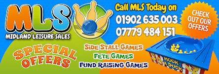 Midland Leisure Sales - Traditional Side Stall Games