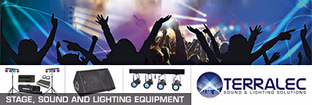 Terralec Ltd - Stage Sound & Lighting Solutions