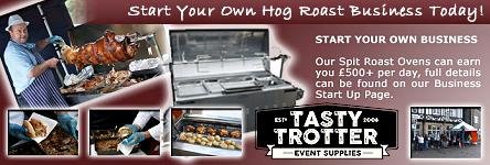 Link to the Tasty Trotter Ltd website