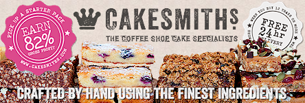 Cakesmiths - The Coffee Shop Cake Specialists