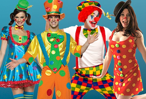 Link to the Jokers' Masquerade website