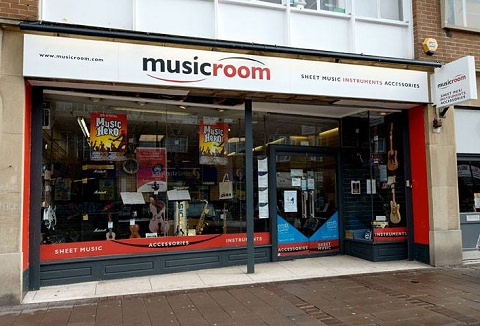 Link to the Musicroom website
