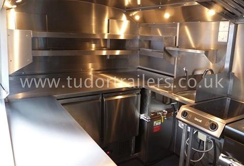 Tudor Catering Trailers Ltd