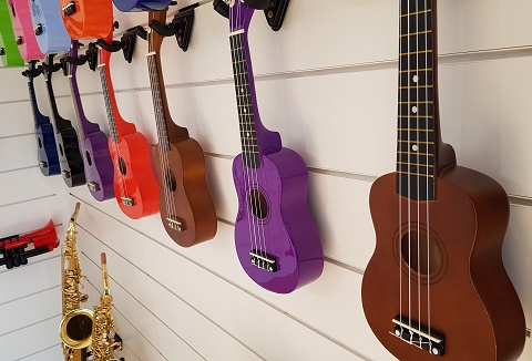 Link to the Normans Musical Instruments website