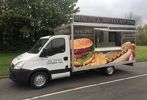 Link to the Cannon Mobile Catering website