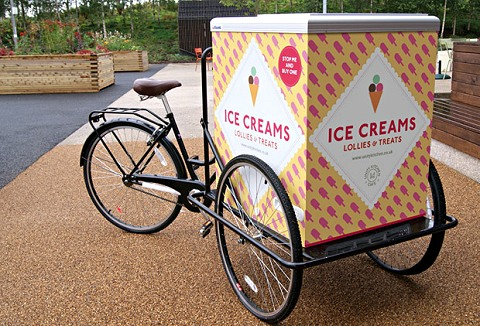 Link to the Bespoke Tricycles Ltd website