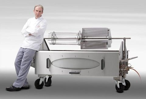 Link to the Elite Hog Roast Machines website