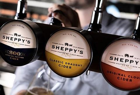 Link to the Sheppy's Cider Ltd website