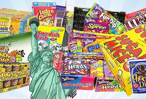 Link to the Zap Sweets Ltd website