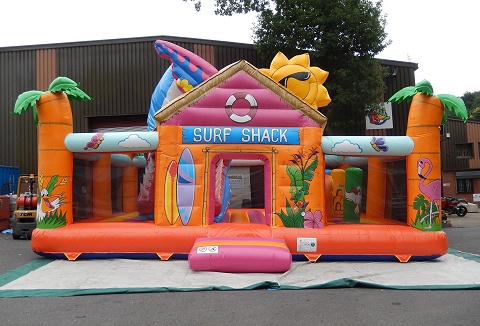 Link to the Bounceabouts Leisure Ltd website