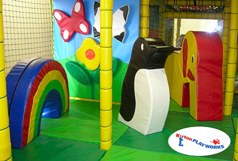 Link to the Kirton Playworks website