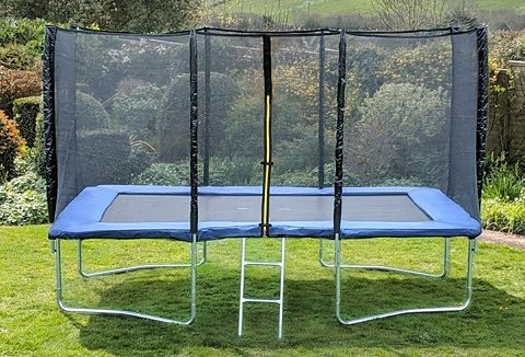Link to the Trampoline Warehouse website