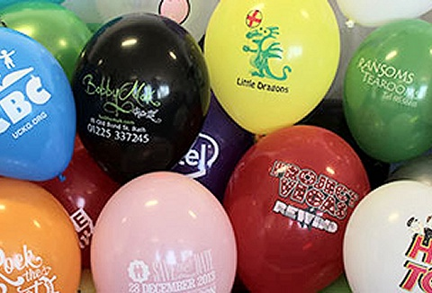 Link to the Signature Balloons & Parties website