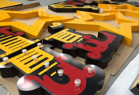 Link to the Parc Signs Ltd website