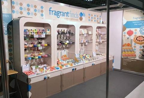 Link to the Fragrant Finds website