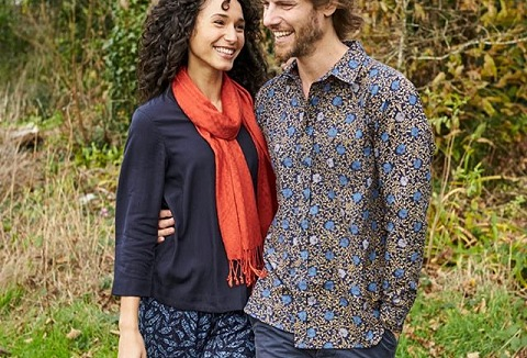 Link to the Nomads Clothing Ltd website