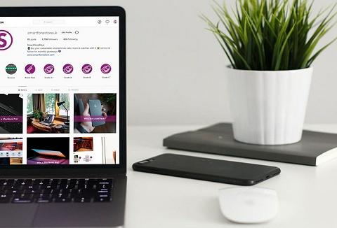 Link to the SmartFoneStore website