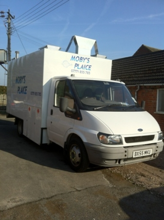 Click for more details about... Mobile Fish and Chips Van Conversion