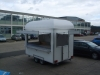Click for more details about... 12 ft x 7ft Twin Axle Domed Roof Catering Trailer