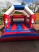 Click for more details about... Football Themed Commercial Grade Inflatable Bouncy Castle With Blower