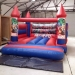 Click for more details about... Inflatable Marvel Bouncy Castle For Sale