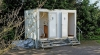 Click for more details about... Secondhand 1+1 Luxury Toilet Trailer For Sale